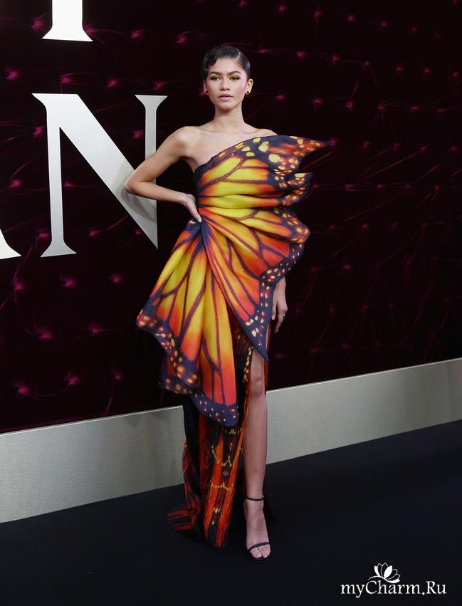 4238e124af695ac Самое необычное платье в форме бабочки: Группа Новости красоты