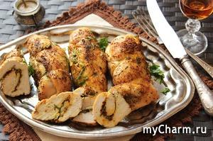 Правильное питание. Рецепт: Пастрома из куриной грудки!
