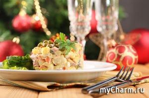 Как «Оливье» стал символом новогоднего стола