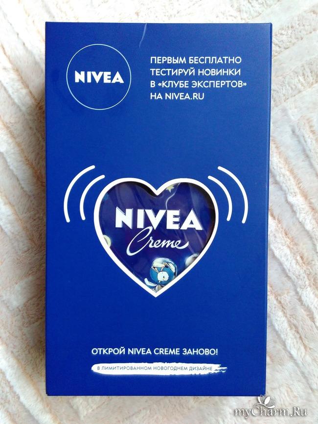 Заново открыла для себя NIVEA Creme