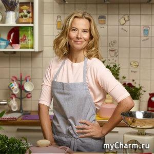 Юлия Высоцкая дала советы по новогоднему столу
