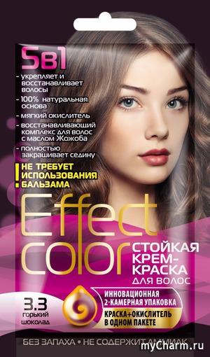 """""""Fitокосметик"""" / Стойкая крем-краска effect color"""