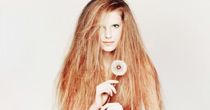 Здоровые кончики волос - это легко!