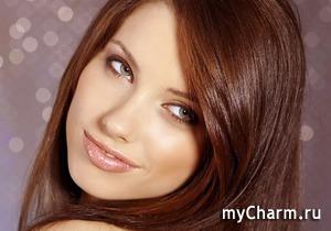 Как добиться шоколадно-коньячного цвета волос?