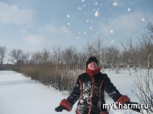 А у меня все еще Новый год)))