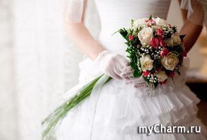 Моя первая невеста в этом году)))