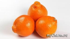 Минеола вкусный фрукт.