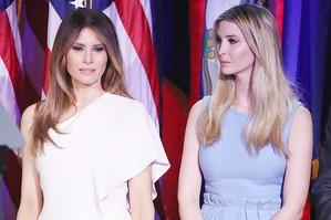 В Белом доме будут жить две первых леди