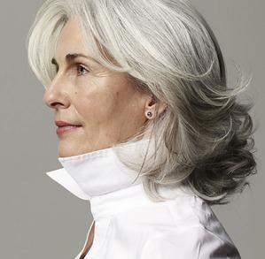 Народные средства окраска седых волос