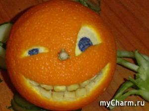 Никто не любит апельсины- они не в тренде!