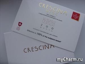 Ампулы Crescina для возобновления роста волос и устранения выпадения