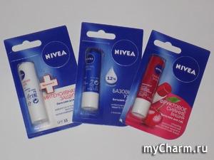 NIVEA, NIVEA и еще раз NIVEA