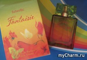 Fantaisie – еще один свежий цитрусово-цветочный аромат от «Фаберлик»