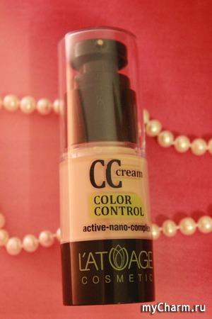 L'ATUAGE cosmetic: идеальный цвет лица всего за три минуты