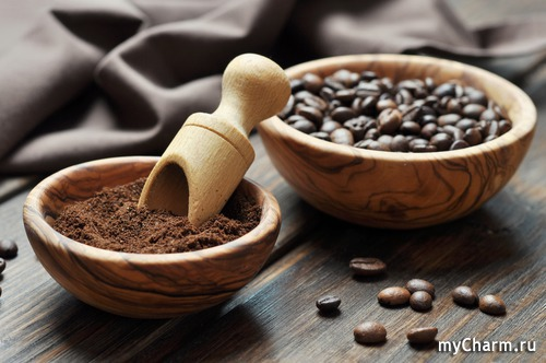 Кофе в домашней косметике