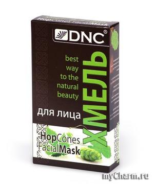DNC / Маска для лица Хмель для лица