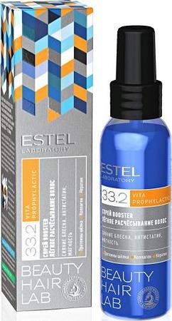 ESTEL / Beauty Hair Lab Спрей Booster легкое расчесывание волос