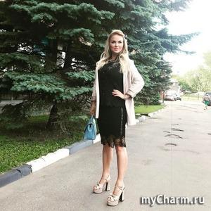 Анна Семенович сильно похудела