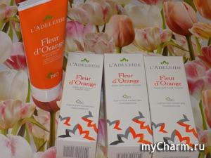 Полный уход за лицом и руками + омоложение с серией средств Fleur d'Orange - 1