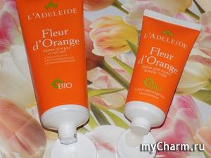 Полный уход за лицом и руками + омоложение с серией средств Fleur d'Orange-3