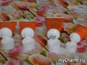 Полный уход за лицом и руками + омоложение с серией средств Fleur d'Orange-4