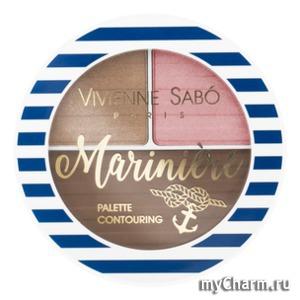 Vivienne Sabo / Палетка для скульптурирования Mariniere Palette Contouring