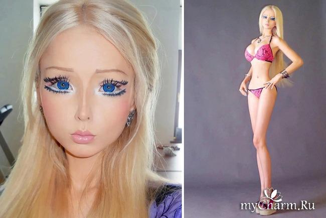 Люди-куклы: 7 неординарных личностей, которые превратили себя в настоящих кукол