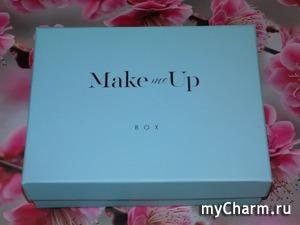 Лазурная коробочка от Make Me Up Box: очередной выпуск!