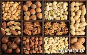 Хранение овощей, фруктов и орехов. Часть 3. Орехи.