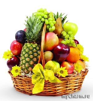 Хранение овощей, фруктов и орехов. Часть 2. Фрукты и ягоды.