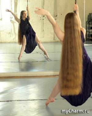 Как покрасить длинные волосы без вреда?