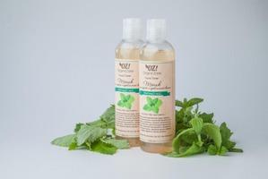 OrganicZone / Тоник для жирной и проблемной кожи «Мятный чай»