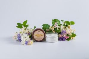 OrganicZone / Крем для кожи вокруг глаз с гиалуроновой кислотой и маслом зародышей пшеницы