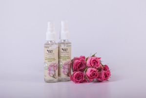 OrganicZone / Гидролат Цветочная вода розы