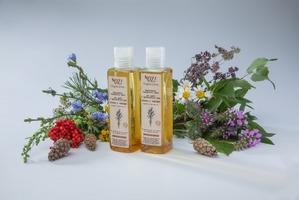 OrganicZone / Органическое гидрофильное масло для сухой и чувствительной кожи «Сандал и лаванда»