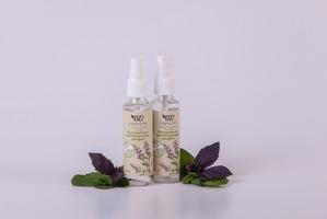 OrganicZone / Гидролат Цветочная вода шалфея