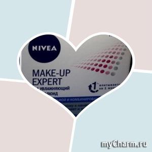 Увлажнение и база под макияж: легкий воздушный крем-флюид Nivea