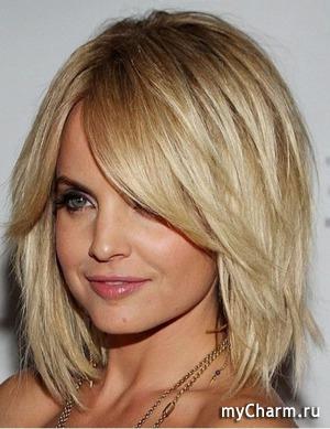 Стрижки на не густые волосы