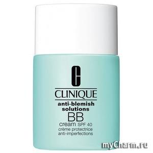 Clinique / Корректирующий крем для проблемной кожи Anti-Blemish Solutions BB Cream SPF 40