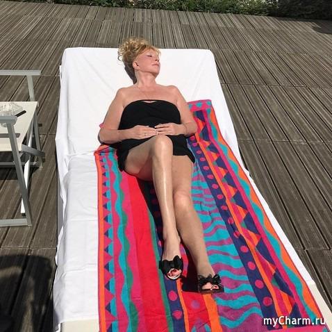 Галкин выложил снимок Пугачевой в купальнике (фото)