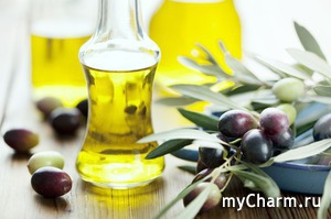 Оливковое масло в косметике