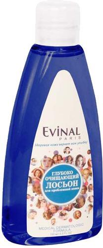 Evinal / Глубоко очищающий лосьон для проблемной кожи