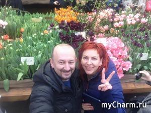 """Волшебная выставка цветов """"Репетиция весны"""". Рекомендую!"""