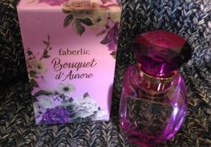 Новый аромат Faberlic – весенний, цветочный, как сегодняшний день!