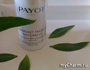 """Дезодорант Payot """"Naturelle"""" на основе алюмокалиевых квасцов"""