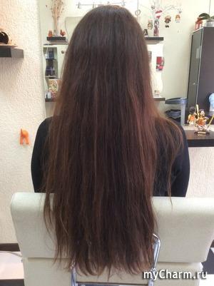 Не всегда длинные волосы = красивые!