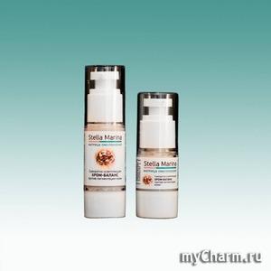 Stella-Marina / Сыворотка для лица Сыворотка осветляющая против пигментации кожи «Хром-баланс»