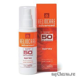 Heliocare / Спрей для тела Spray SPF 50
