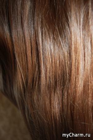 Интенсивный уход да красоты и здоровья волос