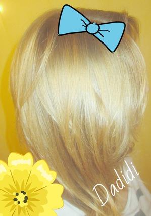 Просто иметь волосы - недостаточно, им нужна забота! По мотивам себя же)